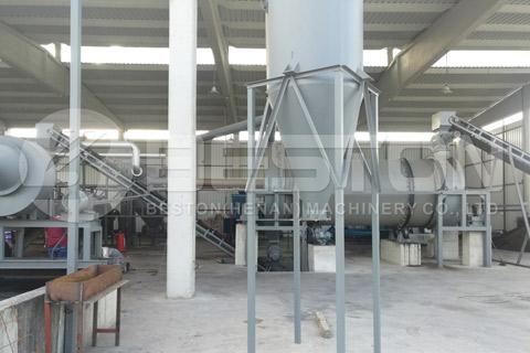 Biochar Making Machine in Turkey