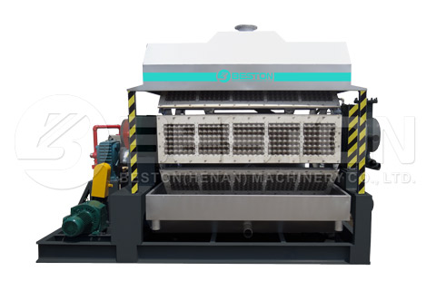 Paper Pulp Making Machine