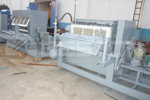 BTF-1-4 Beston Paper Tray Making Machine