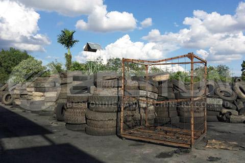 Waste Tire