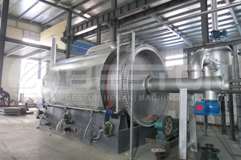 Economical Beston Tire Recycling Machine for Sale