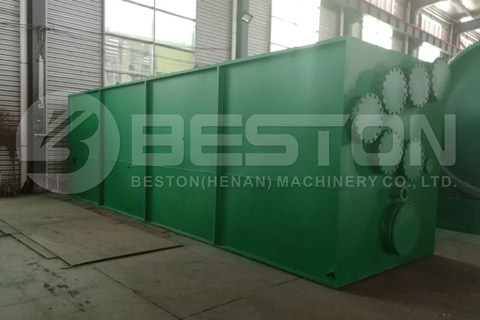 Two Sets of Pyrolysis Machines Shipped to the Philippines - Beston Group in Turkey
