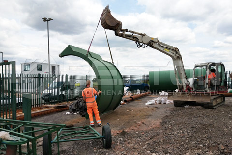 Tire Recycling Equipment in UK