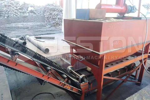Wood Charcoal Machine