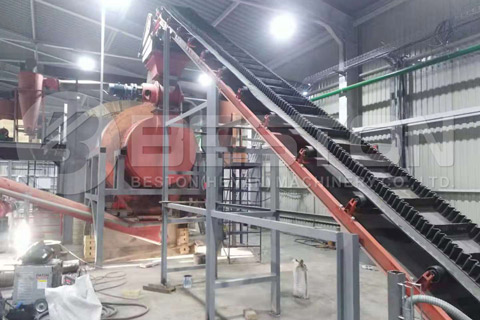 wood charcoal manufacturing machines