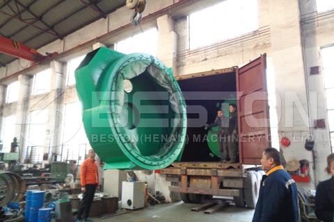 Biochar Production Machine