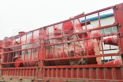 Sawdust Carbonizer