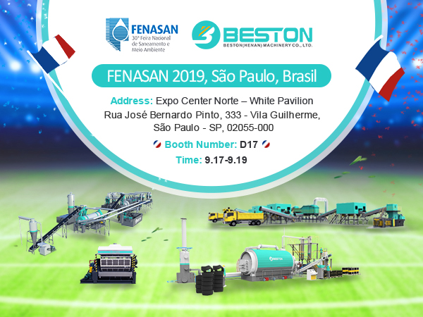 Beston Will Attend FENASAN