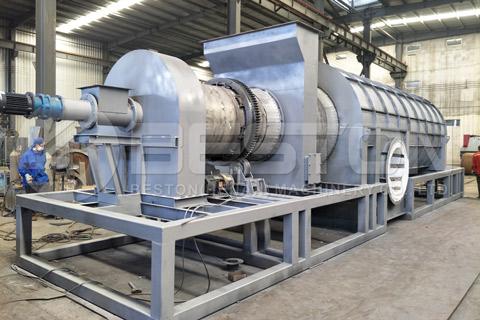 Biomass Pyrolysis Plant Cost