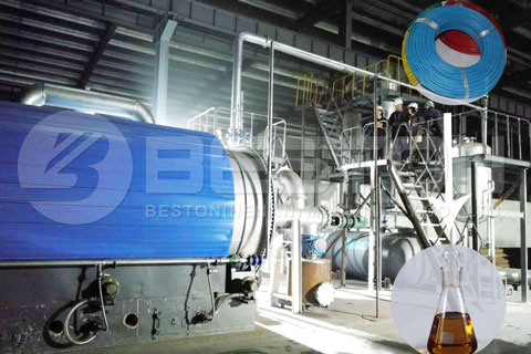 Rubber Pyrolysis Machines