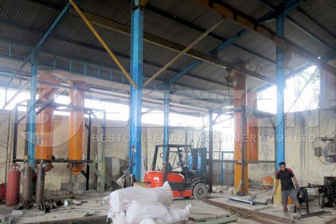 Small Pyrolysis Machine