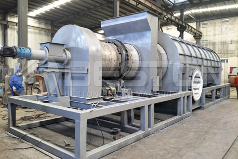 Sawdust Carbonization Reactor