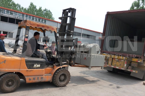 Semi-continuous Waste Pyrolysis Equipment
