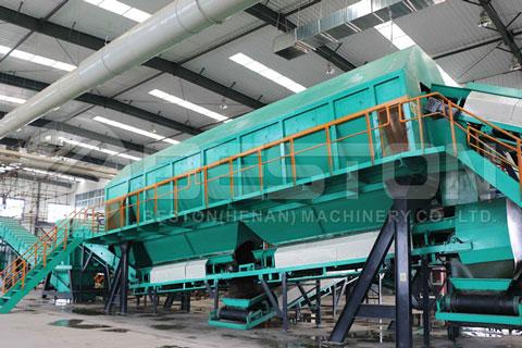 Waste Separation Machine