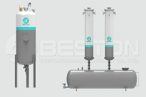 Gas Recycling Parts