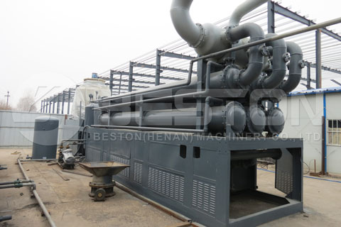 Small Pyrolysis Machine