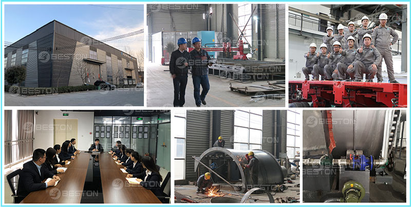 Continuous Pyrolysis Plant Manufacturer - Beston