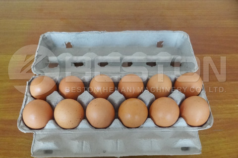 12 Holes Egg Trays