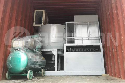 Beston Machine Delivered to Algeria