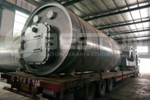 Pyrolysis Reactor and Casing