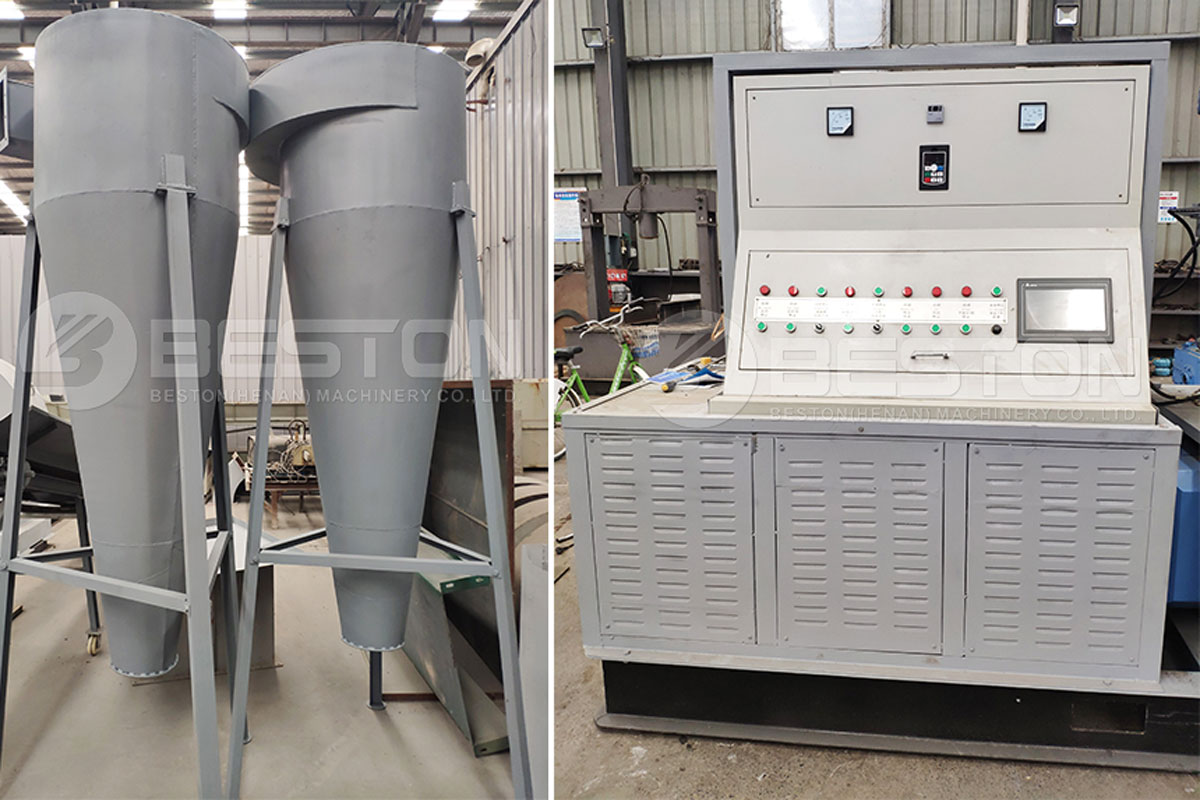 Dust Collector and PLC