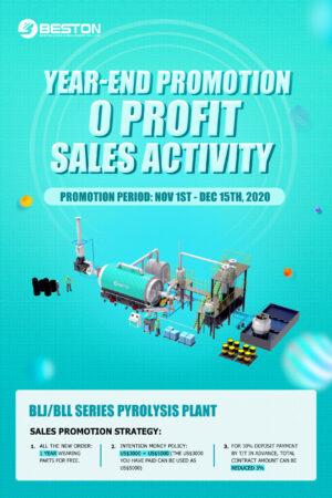 Pyrolysis Promotion