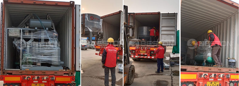 Beston Arrange Fast Shipment