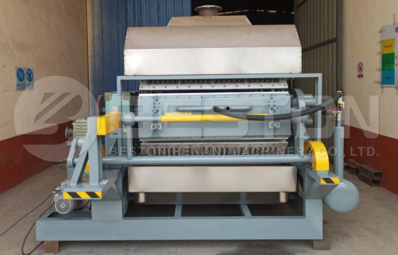 Beston Paper Egg Tray Making Machine in India