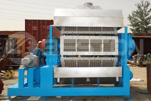 Egg Tray Making Machine in Parkistan