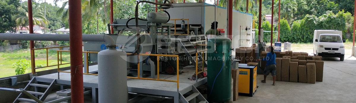 Paper Egg Tray Machine in Pakistan