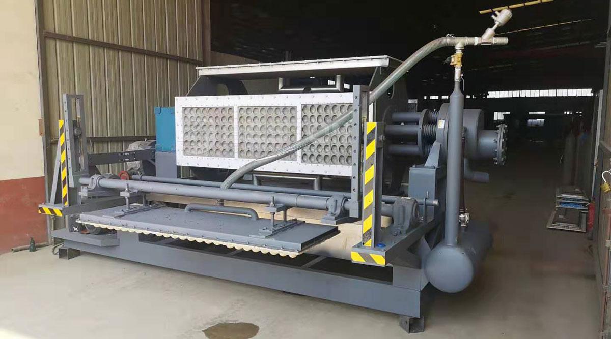 Get Beston Paper Apple Tray Making Machine to Start Business