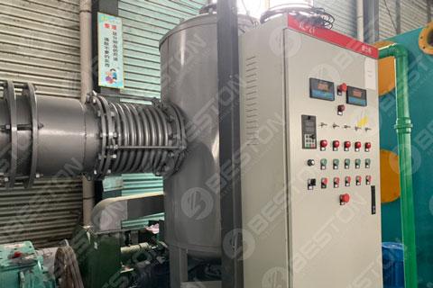BLJ-3 Mini Pyrolysis Machine Shipped to Paraguay