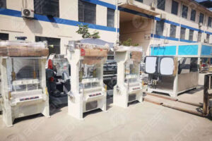 Egg Tray Packing Machine Shipped to Indonesia